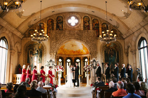 Stunning Chapel Ceremony