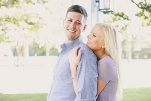 Romantic Outdoor Engagements