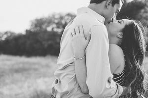 Kelsey & Sean's Outdoor Engagements