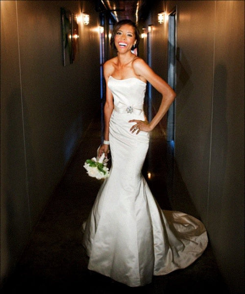 black bride wedding dress dallas weddings