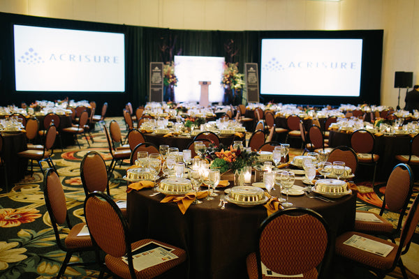 Corporate Dinner at The Gaylord Texan Dallas, Tx