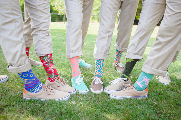 Grooms Socks, Fun Socks, Groomsmen Photo Ideas