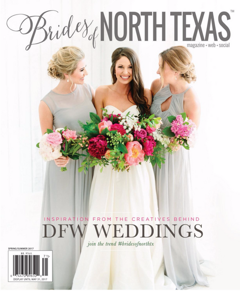 Brides of North Texas Cover