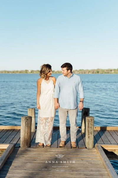 White Rock Lake Engagements