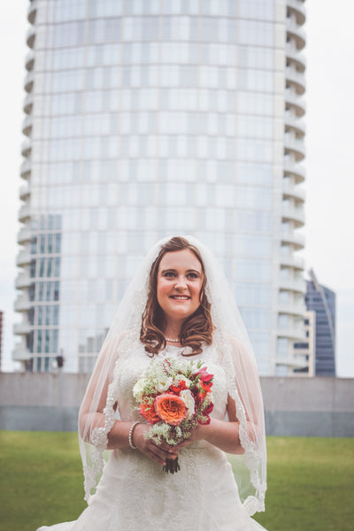 Downtown Dallas Tx Wedding by RACHEL EVENTS