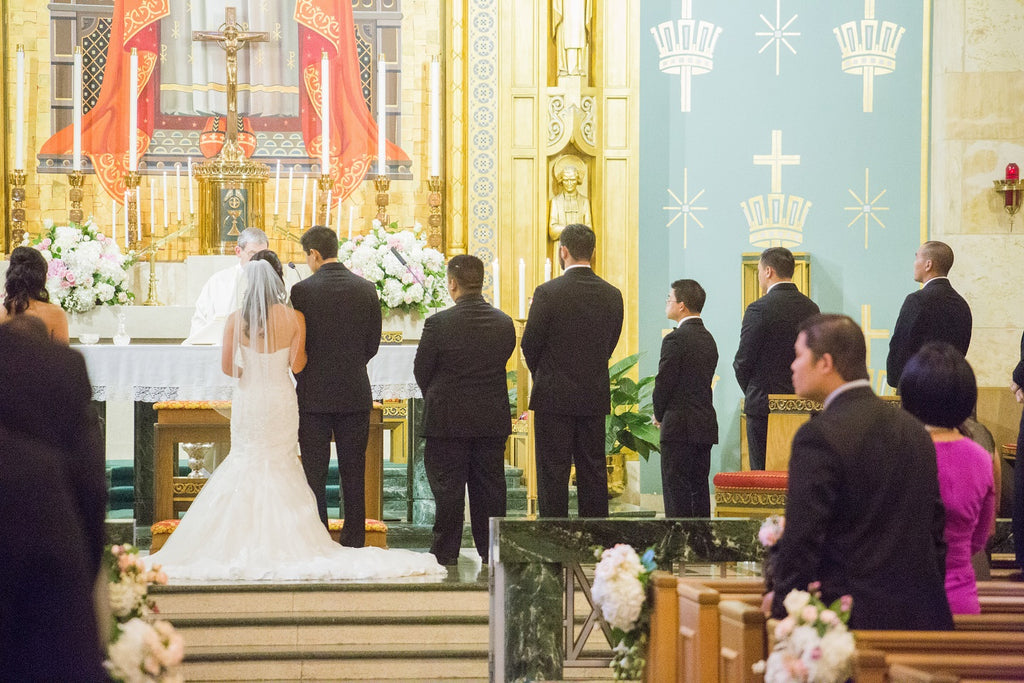 Church Catholic Wedding