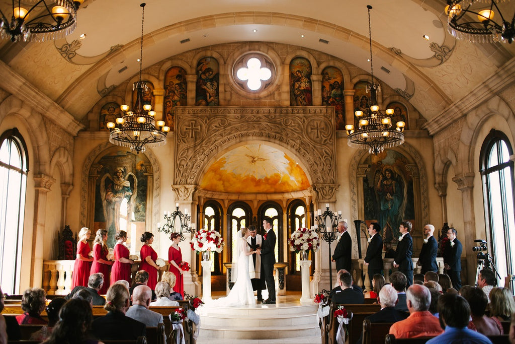 Bella Donna Chapel, Chapel Wedding, Classic Weddings