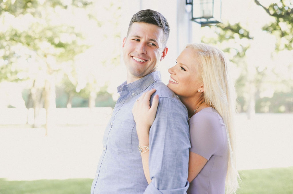 White Sparrow Barn Engagements
