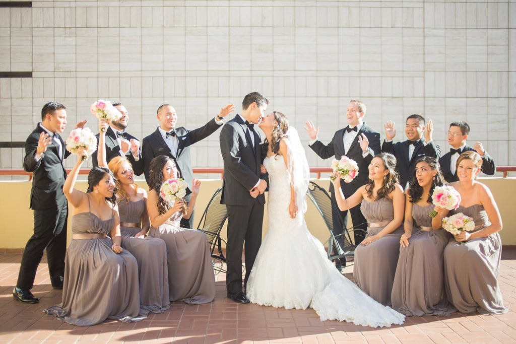 Bridal Party Fun photo