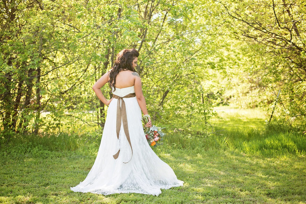 Outdoor Bridal Shoot