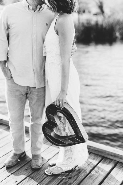 White Rock Lake Engagement