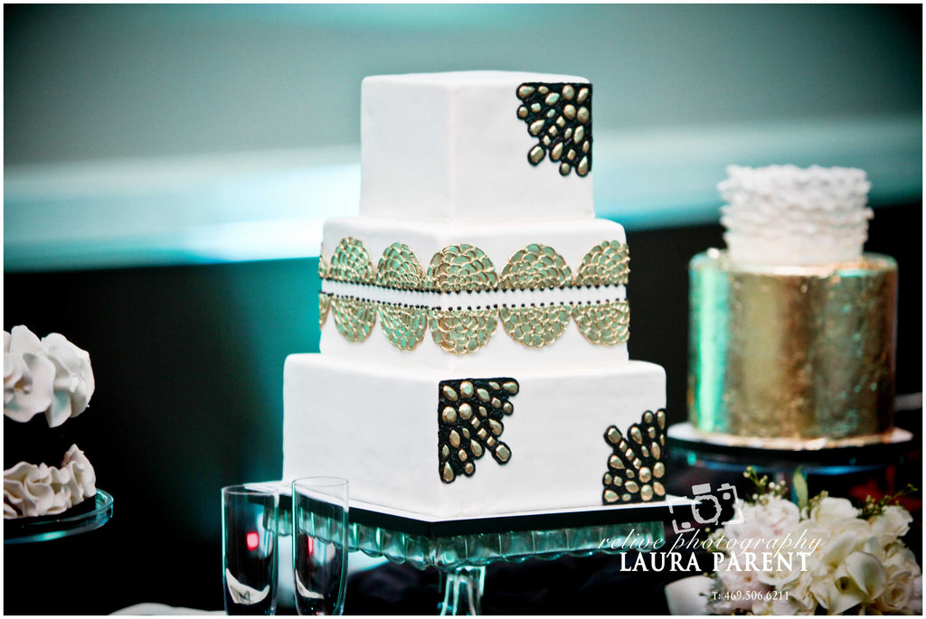 great gatsby wedding cake styled themed weddings