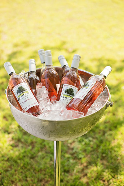 Cross Timbers Blush Wine