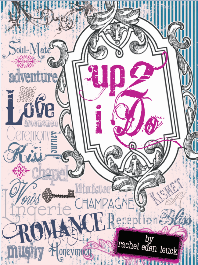Up 2 i Do {q+a book}