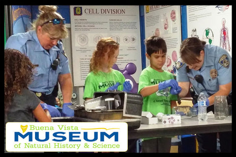 BUENA VISTA NATURAL HISTORY MUSEUM-SUMMER CAMP