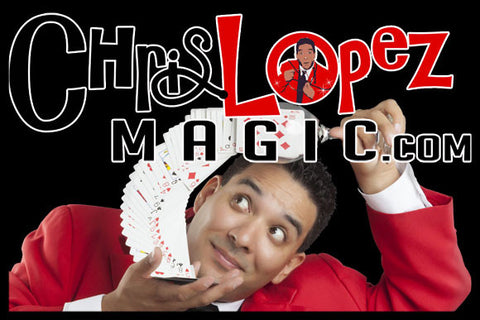 CHRIS LOPEZ MAGIC - BIRTHDAY SHOW