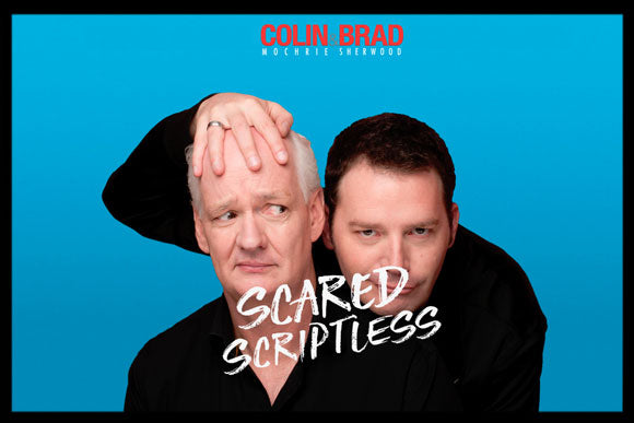 COLIN MOCHARIE & BRAD SHERWOOD!  SECTION