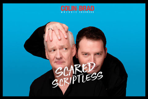 COLIN MOCHARIE & BRAD SHERWOOD!  SECTION 'B'
