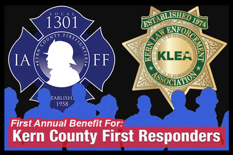 BENEFIT FOR FIRST RESPONDERS