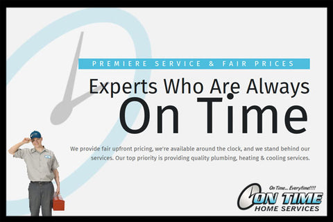 ON-TIME HOME SERVICES - PLATINUM CARD
