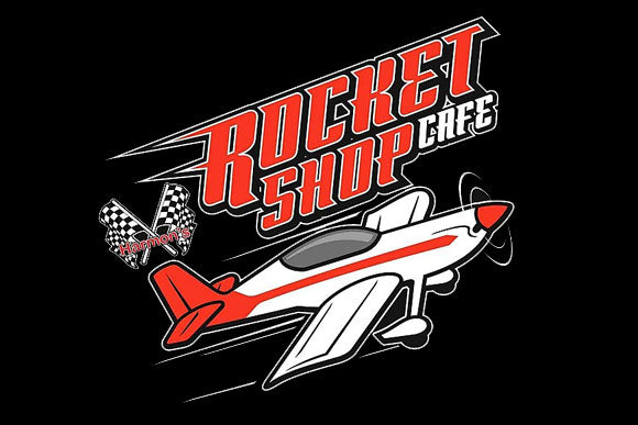 ROCKET SHOP CAFE