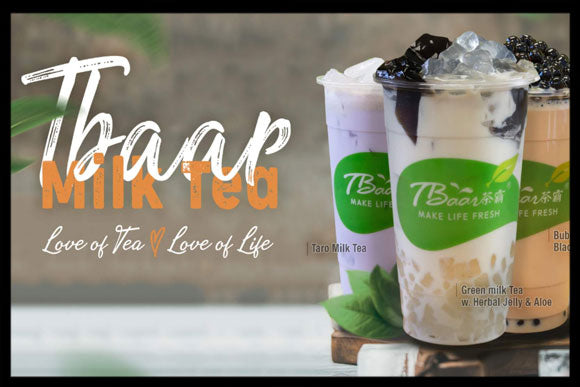 TBaar BOBA SHOP - $15
