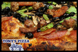 TONY'S PIZZA & TONY'S FIREHOUSE GRILL