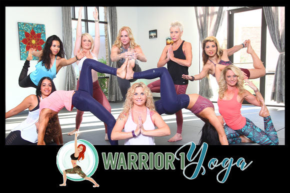 WARRIOR 1 YOGA - LIPO LIGHT