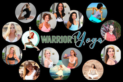 WARRIOR 1 YOGA - 4-CLASSES PACKAGE