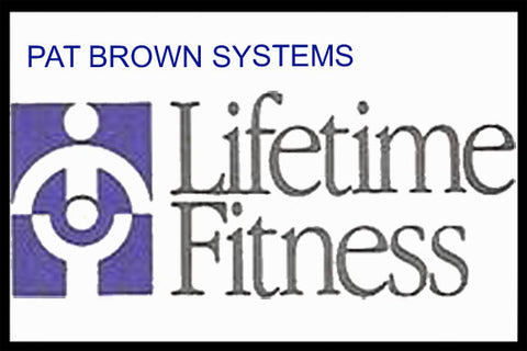 PAT BROWN SYSTEM - FITNESS