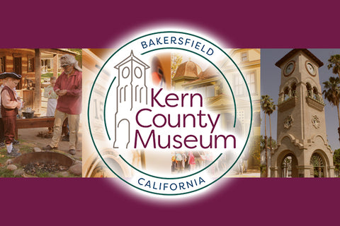 KERN COUNTY MUSEUM - SINGLE DAY PASS