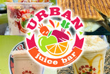 Urban Juice Bar - $20 Certificate