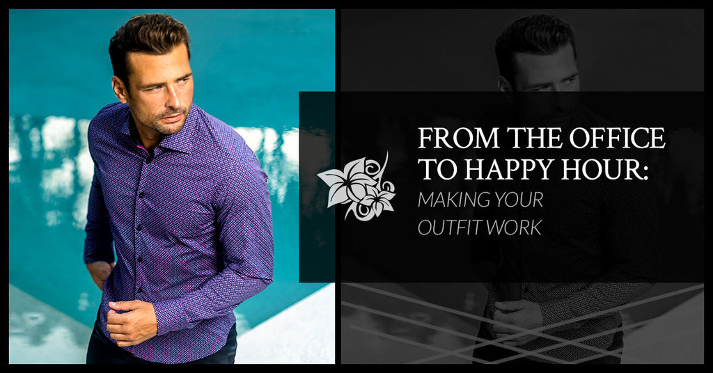 From The Office To Happy Hour: Making Your Outfit Work