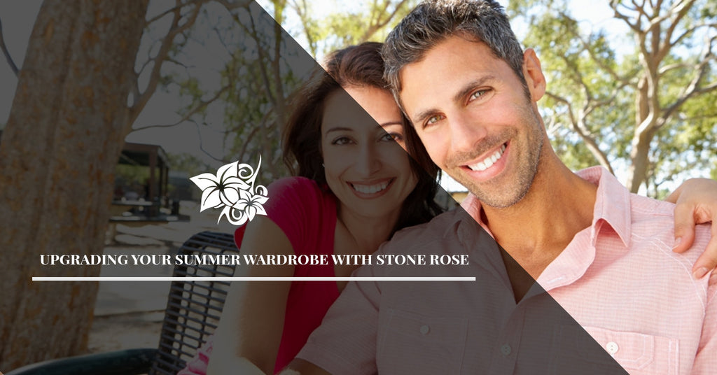 Upgrading Your Summer Wardrobe With Stone Rose