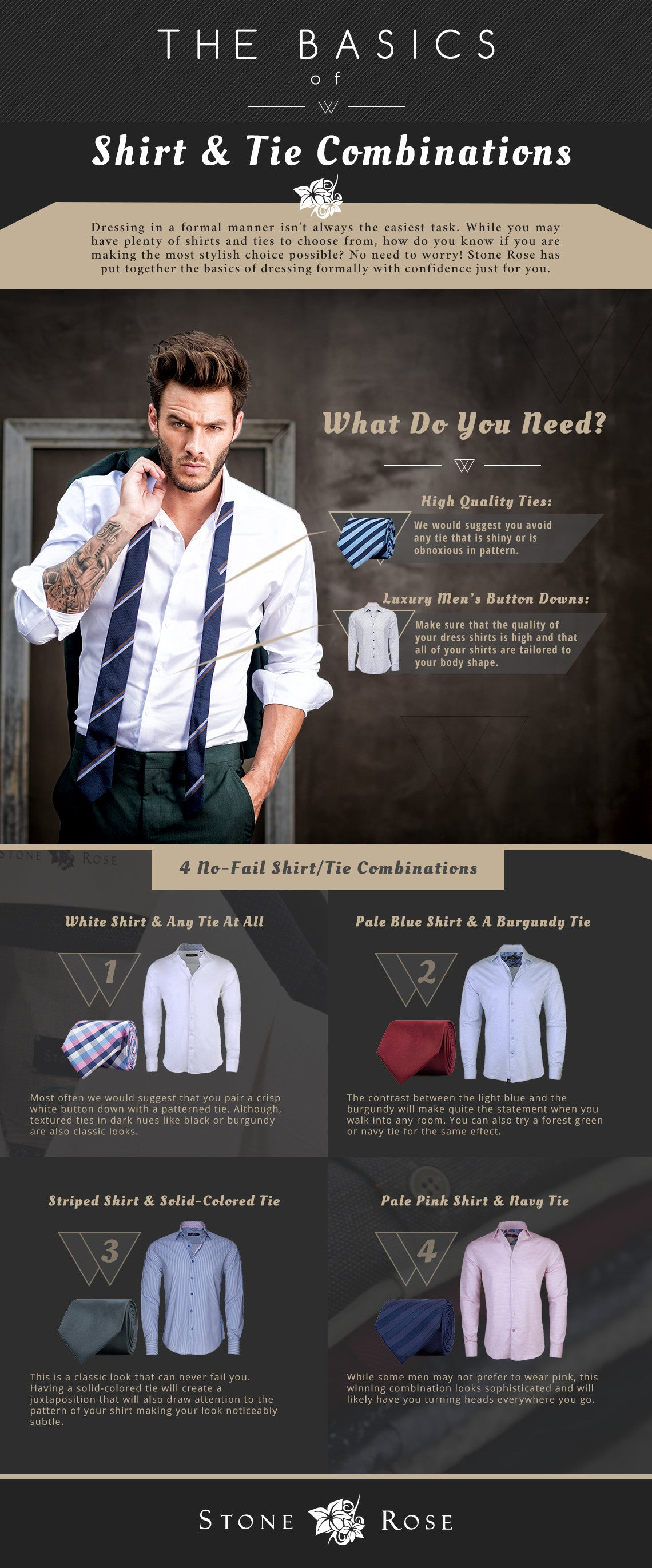 Quality Dress Shirts Mens