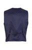 Men's Luxury 5-Button Vest in Navy