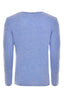 Blue Light Flame Henley