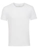 White Crew Neck Modal T-Shirt