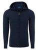 Navy Natural Heather Hoodie