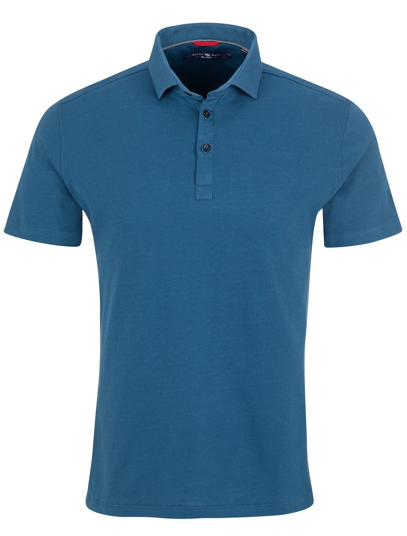 Dark Teal T-Series Performance Pique Polo