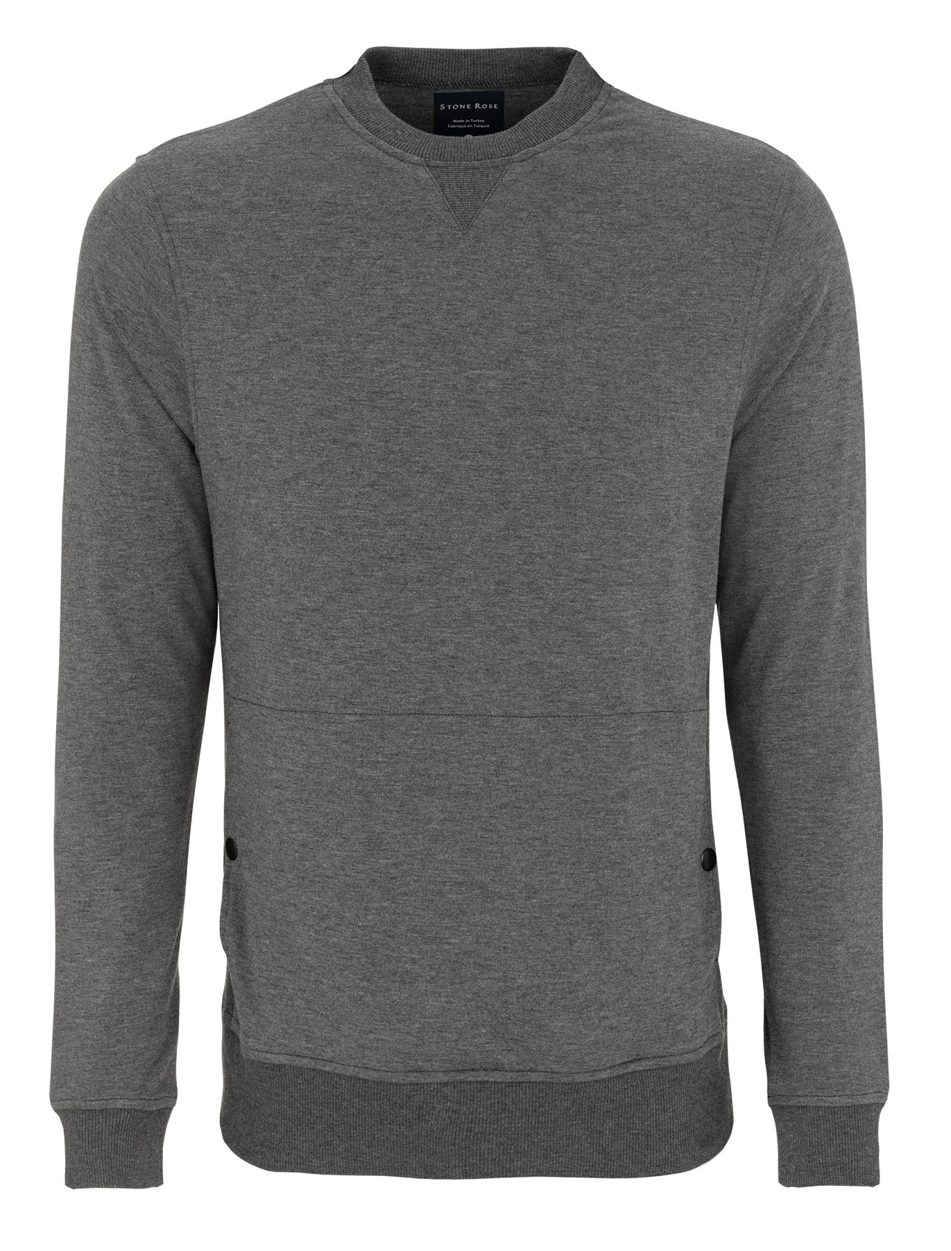 Gray Design Sweater