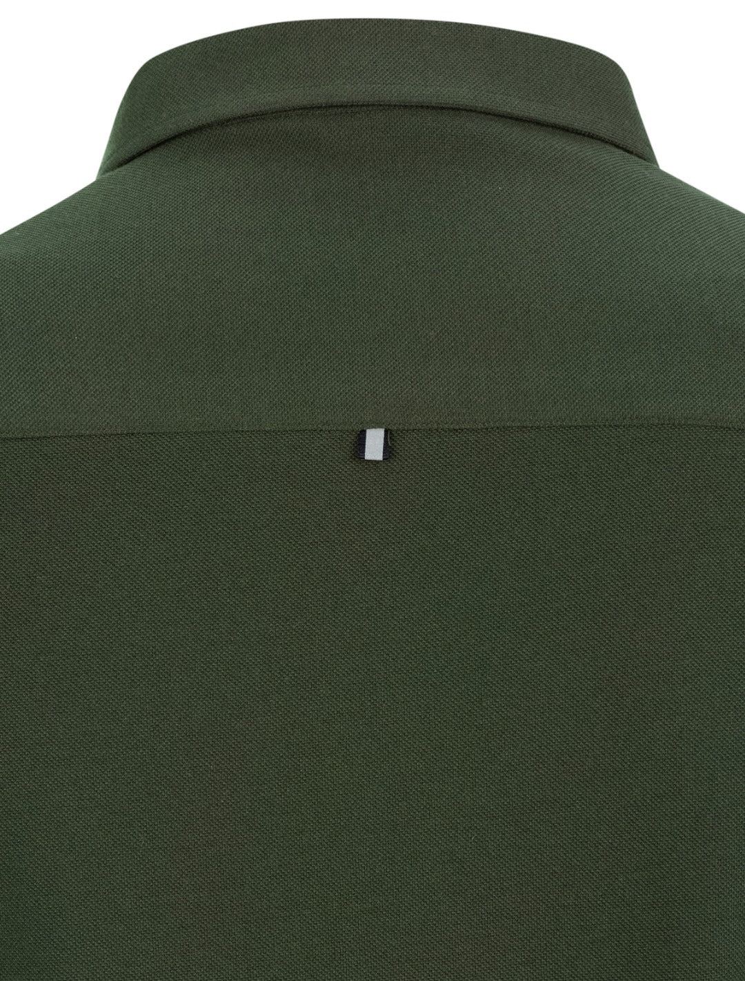Olive Performance Knit Long Sleeve Shirt