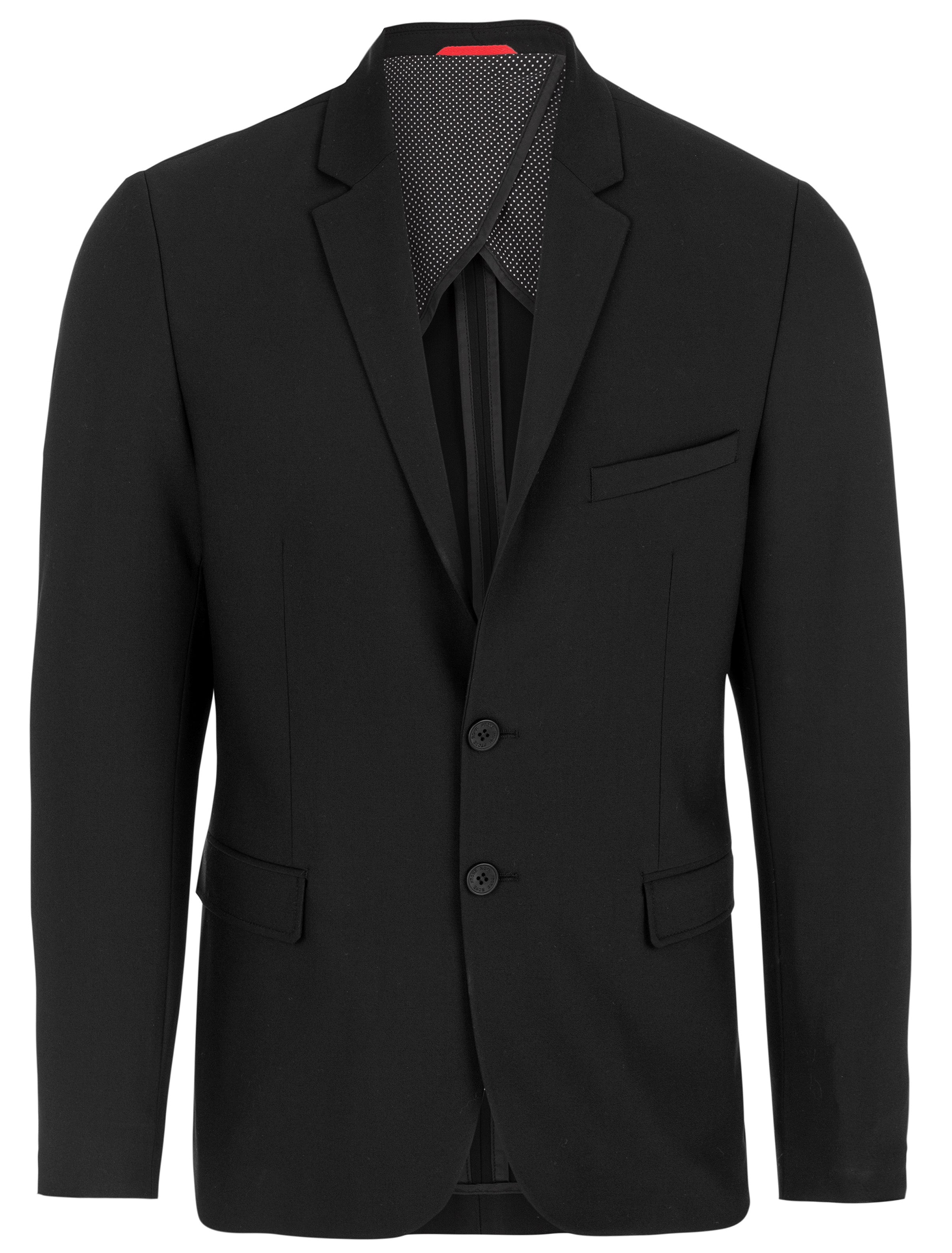 Black Stretch Performance Blazer
