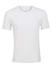 White V-Neck Modal T-Shirt