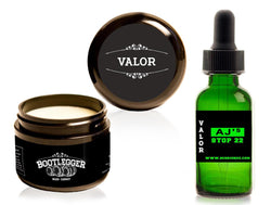 Valor Oil and Balm combo
