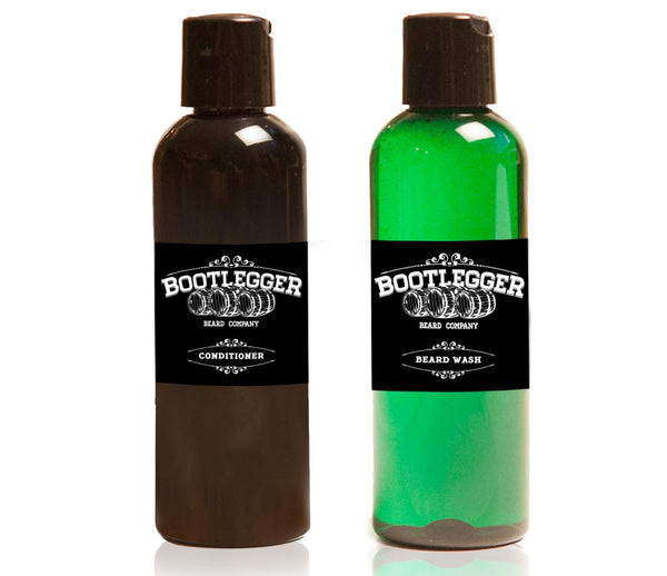 Beard wash / Conditioner combo