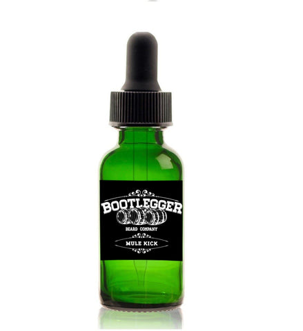 Mule Kick Beard Oil