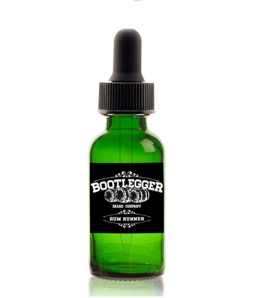 Rum Runner Beard Oil