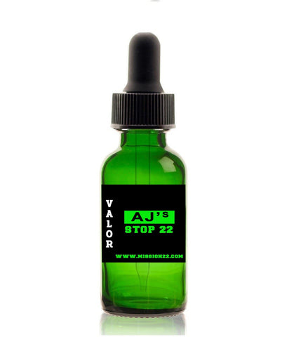Valor beard oil