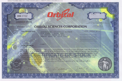 Orbital Sciences Corporation